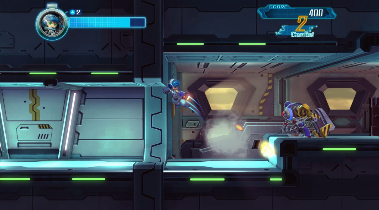 MightyNo9Screenshot