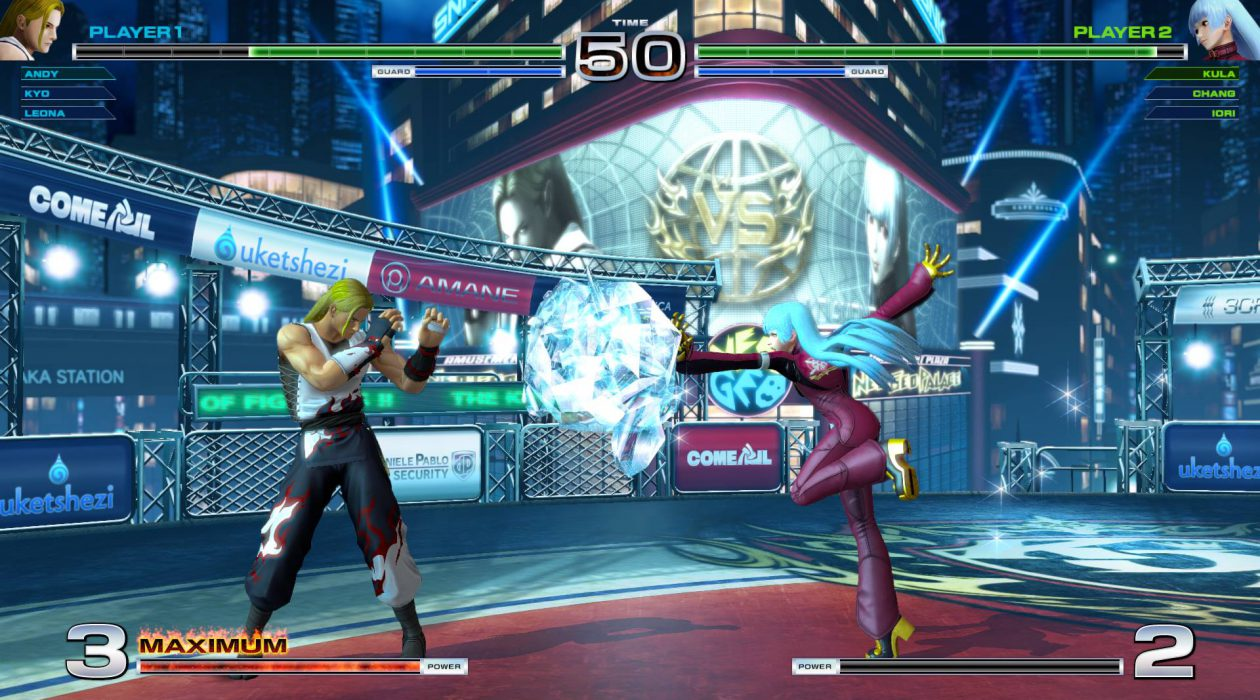 king of fighters image 5
