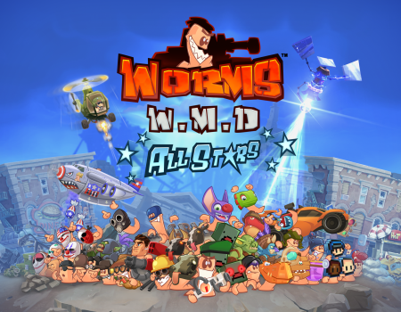 Worms W.M.D All-Stars Edition – Review