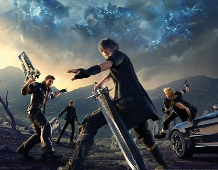 Protected: Final Fantasy XV – Review